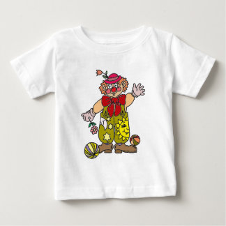 Clown 1 baby t-shirt