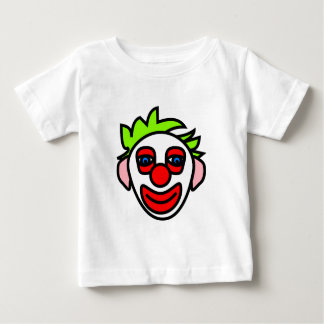clown clownsgesicht face baby t-shirt