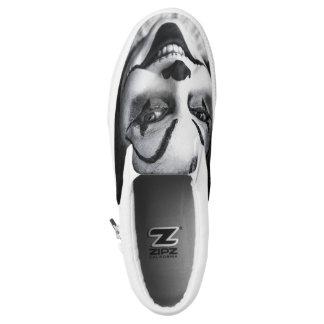 Clown-Frau Slip-On Sneaker