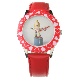 Clown Handuhr