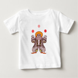 Clown-Jonglieren Baby T-shirt
