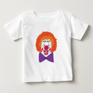 Clown-Kopf Baby T-shirt