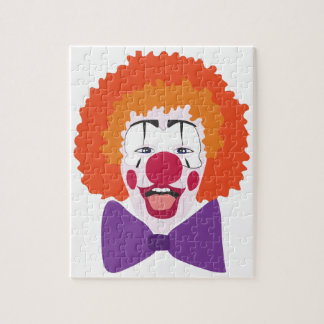 Clown-Kopf Puzzle