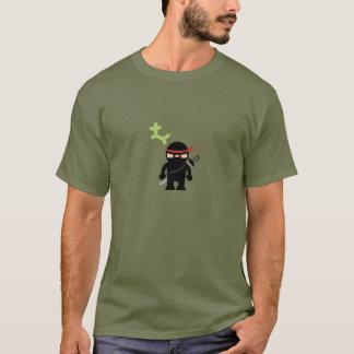 Clown Ninja T-Stück T-Shirt