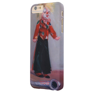 Clown/Pallaso/Clown Barely There iPhone 6 Plus Hülle