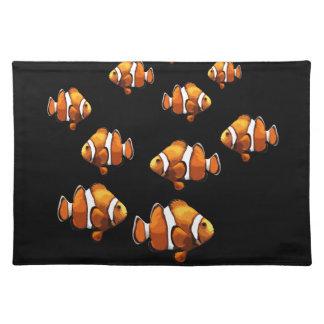 Clownfische Tischset