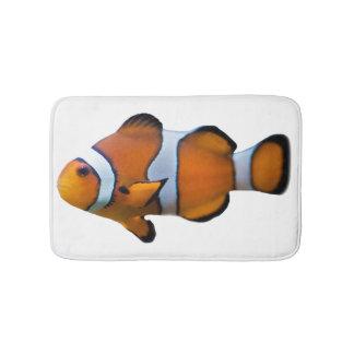 Clownfish Bad-Matte (wählen Sie Ihre Farbe) Badematten