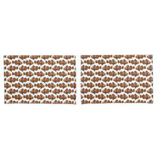 Clownfish Raserei-Kissenbezüge (wählen Sie Farbe) Kissenbezug