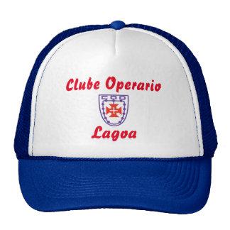 Clube Operario DA Lagoa Azoren Portugal Retrocap