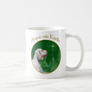 Clumber Spaniel-Frieden Kaffeetasse