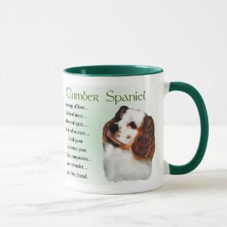 Clumber Spaniel-Geschenke Tasse