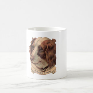 Clumber Spaniel-Kaffee-Tasse Kaffeetasse