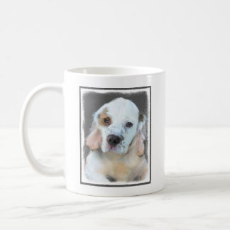 Clumber Spaniel Kaffeetasse