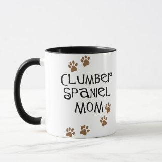 Clumber Spaniel-Mamma Tasse