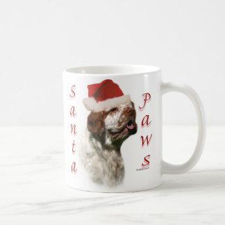 Clumber Spaniel-Sankt-Tatzen Kaffeetasse