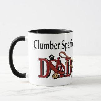 Clumber Spaniel-Vati-Geschenke Tasse