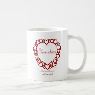 Clumber Spaniel-wahre Liebe Kaffeetasse