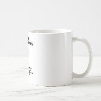 CMA-Wächter Kaffeetasse