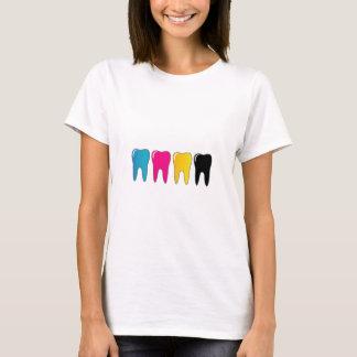 CMYK Zahn T-Shirt