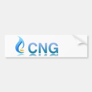 CNG komprimierter Erdgas-Fahrzeug-Aufkleber Autoaufkleber