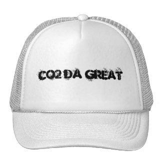 CO2 DA GROSS BASEBALLMÜTZEN