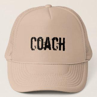 Coach Cap Truckerkappe