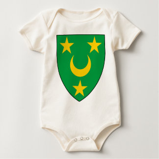 Coat_of_arms_Algeria_ (1830-1962) Baby Strampler