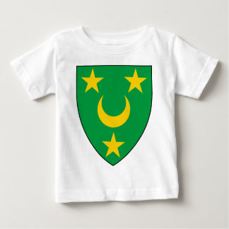 Coat_of_arms_Algeria_ (1830-1962) Baby T-shirt