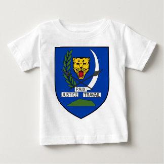 Coat_of_arms_of_Congo-Kinshasa_ (1963-1971). Baby T-shirt