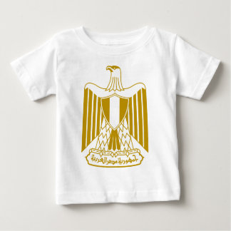 Coat_of_arms_of_Egypt_ (on_flag) .svg Baby T-shirt
