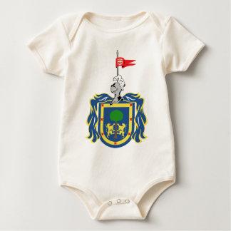 Coat_of_arms_of_Jalisco_ (2005-2011) Baby Strampler
