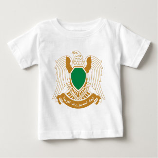 Coat_of_arms_of_Libya_ (1977-2011) Baby T-shirt