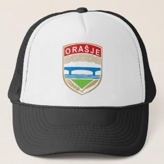Coat_of_Arms_of_Orasje. Truckerkappe