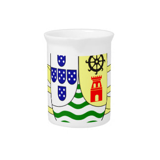 Coat_of_arms_of_Portuguese_India_ (1951-1974) Getränke Pitcher