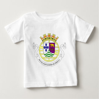 Coat_of_arms_of_Portuguese_West_Africa_ (195 Baby T-shirt