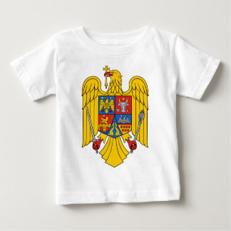Coat_of_arms_of_Romania_Eagle_ (1992-2016) Baby T-shirt