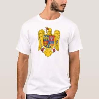 Coat_of_arms_of_Romania_Eagle_ (1992-2016) T-Shirt