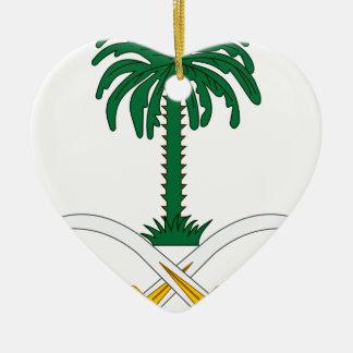 Coat_of_arms_of_Saudi_Arabia Keramik Ornament