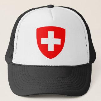 Coat_of_arms_of_Switzerland Truckerkappe