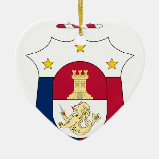 Coat_of_arms_of_the_Commonwealth_of_the_Philippine Keramik Ornament