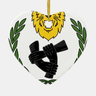 Coat_of_arms_of_the_Democratic_Republic_of_ Keramik Ornament