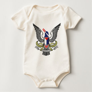 Coat_of_arms_of_the_Federated_Malay_States (2) Baby Strampler