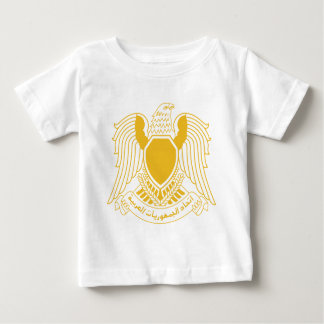 Coat_of_arms_of_the_Federation_of_Arab Baby T-shirt