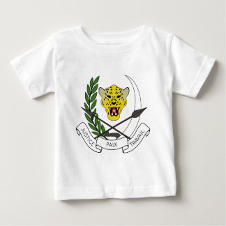 Coats_of_arms_of_Zaire_ (1971-1997) Baby T-shirt