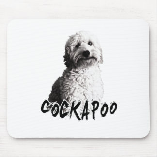 Cockapoo Mousepad