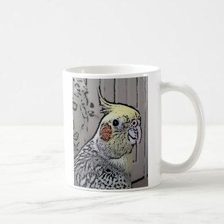 Cockatiel-Liebhaber! Kaffeetasse