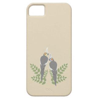 Cockatiel-Paare Hülle Fürs iPhone 5