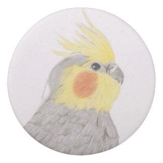 Cockatiel-Radiergummi Radiergummi 1