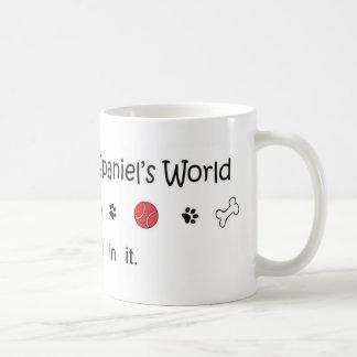 cocker spaniel kaffeetasse