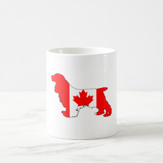Cocker spaniel Kanada Kaffeetasse
